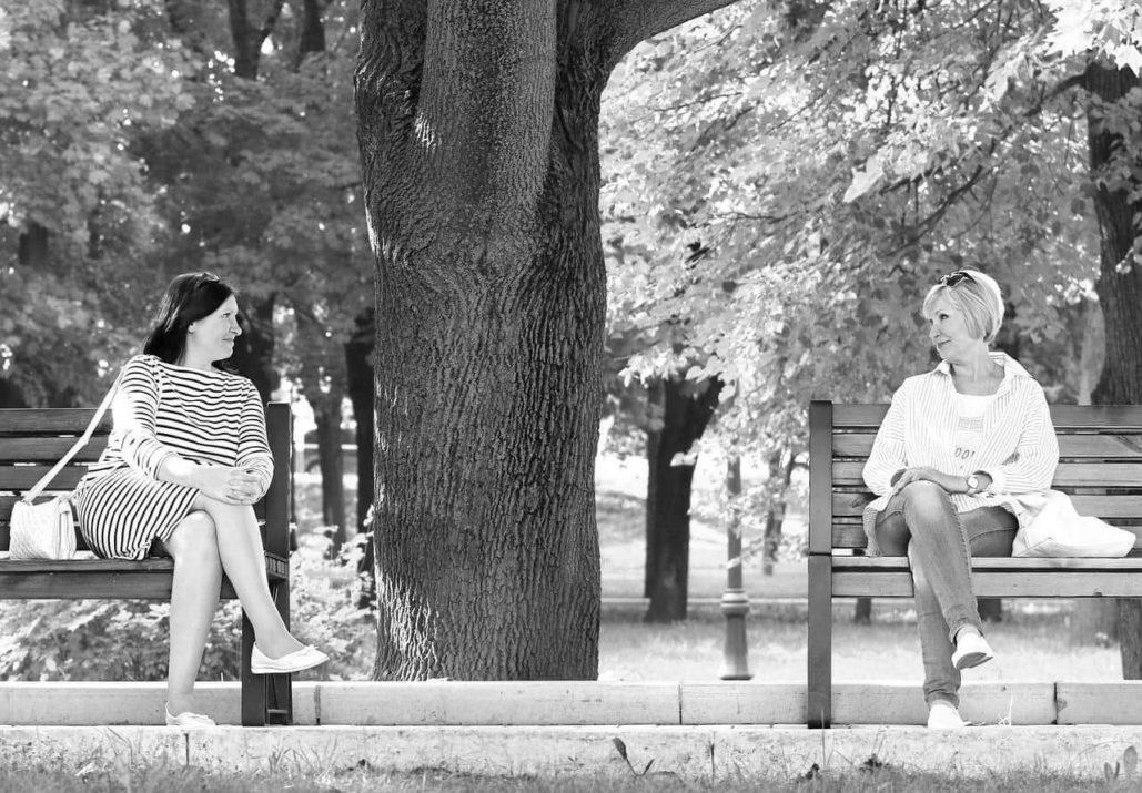 spotkanie w parku