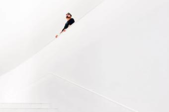 Schody II | Wiersz